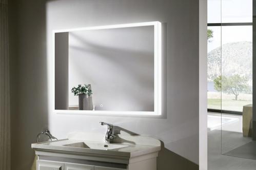 Зеркало ESBANO 100х80 с подсветкой и подогреванием