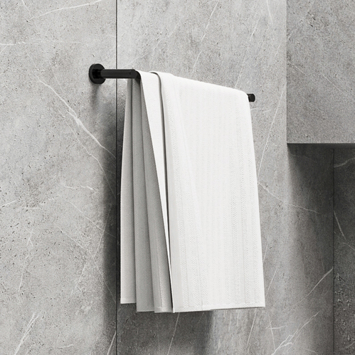 Вешалка для полотенец Omnires Modern, черный