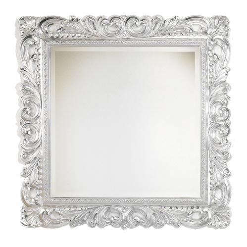 Caprigo Зеркало 100х100 (серебро)