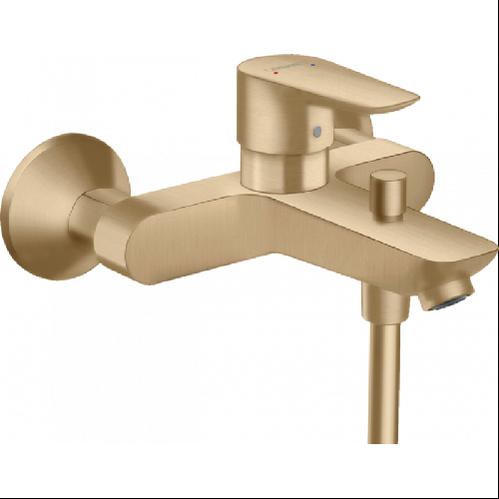 Смеситель для ванны Hansgrohe Talis E бронза