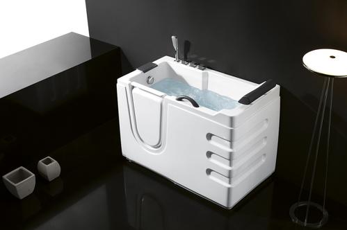 Акриловая ванна ABBER 130*70