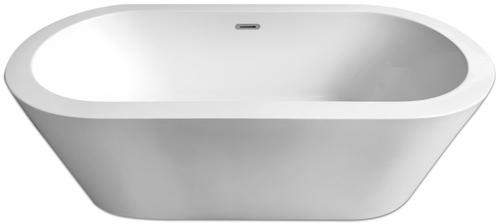 Акриловая ванна ABBER