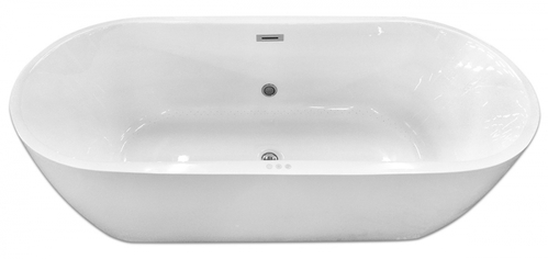 Акриловая ванна ABBER 175,5*80