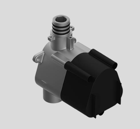 """Graff M-series -Термостатический переключатель 3/4"""" - внутренний элемент"""