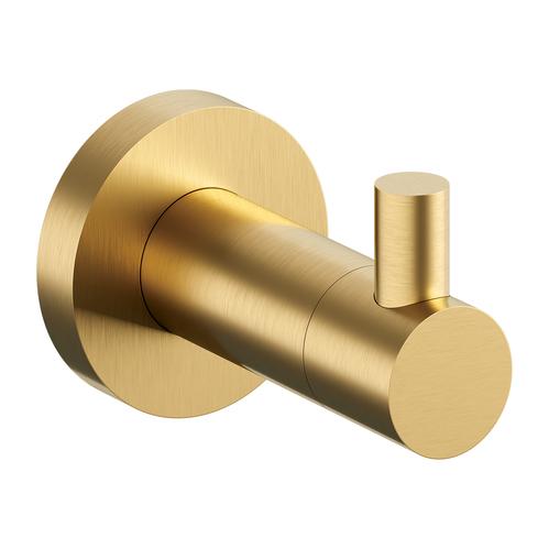 Крючок Omnires modern project золото брашированное