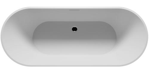 Ванна каменная Riho Barcelona 170*70 из Solid Surface
