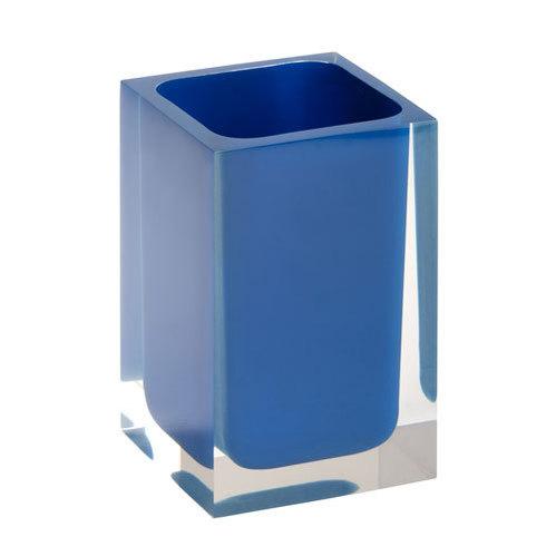 СТАКАН для щёток Bemeta VISTA, синий