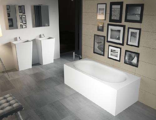Ванна каменная Riho Madrid из Solid Surface 180*86