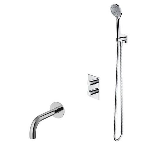 Смеситель для ванной с термостатом Omnires