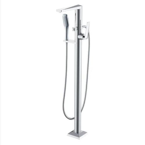 Смеситель Boheme Venturo напольный, для ванны, хром
