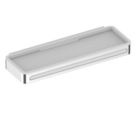Полка для ванной Keuco Plan со встроенным стеклоочистителем