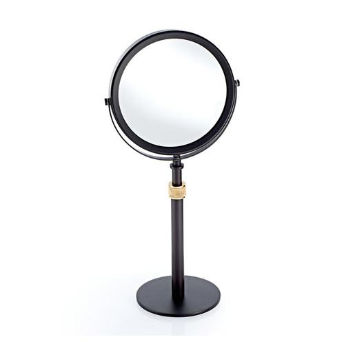 Decor Walther Club SP 13/V Косметическое зеркало 17xh50см, цвет: темная бронза / золото матовое
