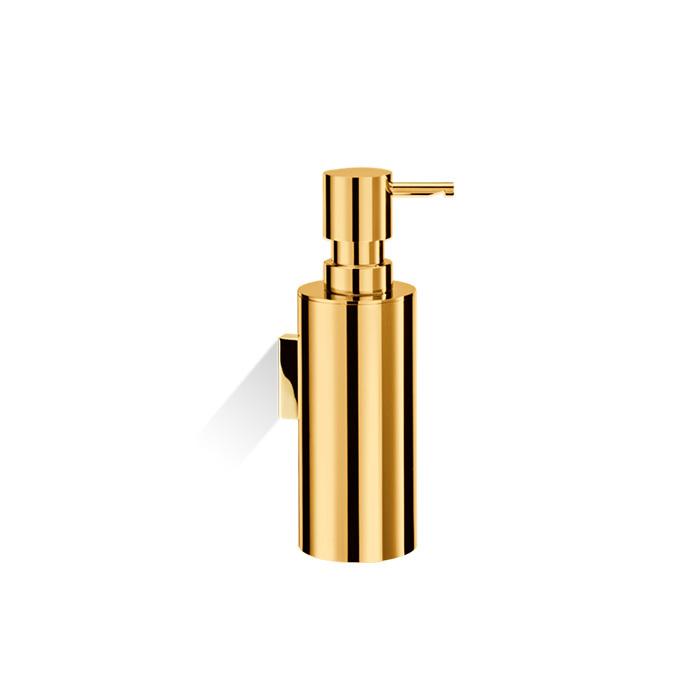 Decor Walther Mikado WSP Дозатор для мыла, подвесной, цвет: золото/черный матовый/хром