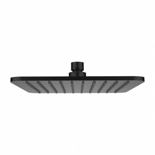 Omnires SLIMLINE верхний душ, 20 x 20 cm, матовый черный