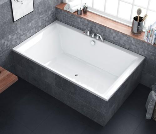 Акриловая ванна Excellent Crown Lux