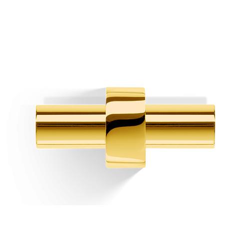 Decor Walther Century HAK2 Крючок двойной, цвет: золото