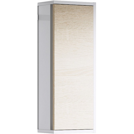 Aqwella Майами 25 Шкафчик навесной 250x650x170 мм