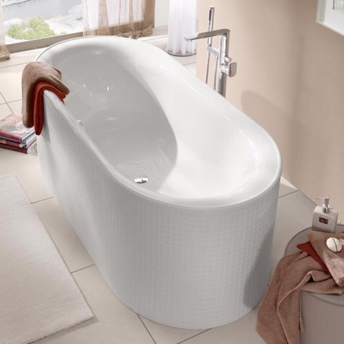 Квариловая ванна Villeroy&Boch Cetus 175x75