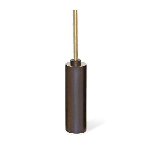 Decor Walther Century SBG Ершик напольный,  темная бронза / золото матовое