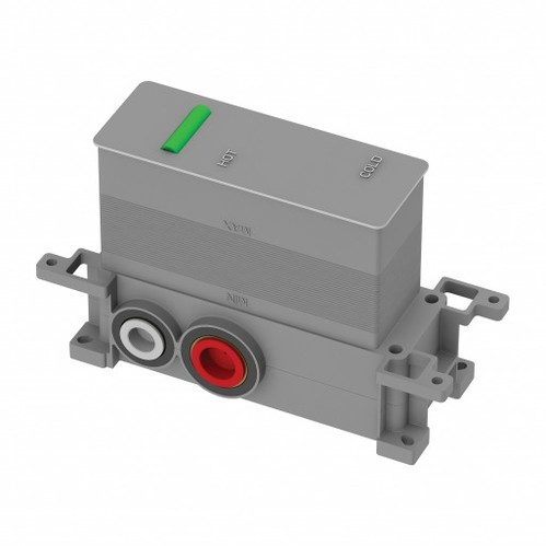 Omnires Y термостатический смеситель для душа/ванны скрытого монтажа с box