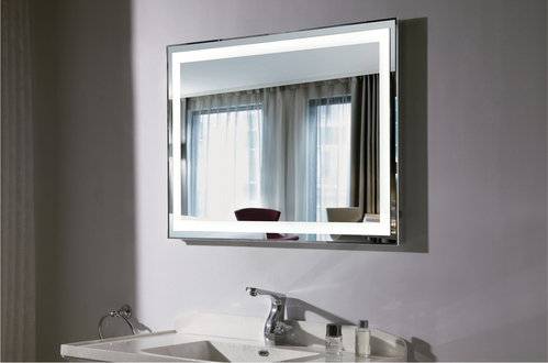 Зеркало Esbano ES-2268, с подсветкой, с подогревом, кнопочный выключатель
