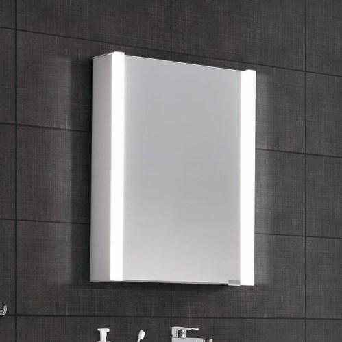 Зеркальный шкаф ESBANO 3814 55х70х15