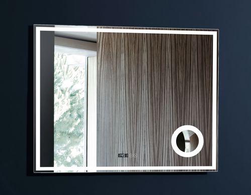 Зеркало Esbano с подсветкой 80х60