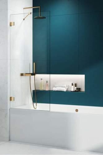 Душевая шторка на ванну Radaway Essenza Pro PNJ II, H-150 см