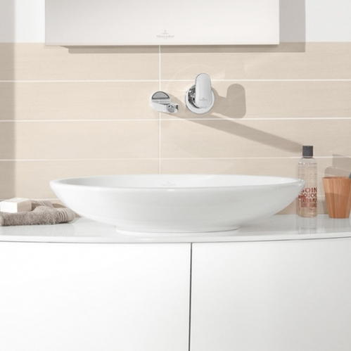УМЫВАЛЬНИК НАКЛАДНОЙ VILLEROY&BOCH LOOP&FRIENDS 515100R1 58,5X38 CERAMIC PLUS