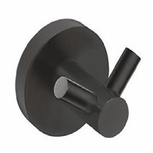 Крючок двойной Bemeta Dark черный