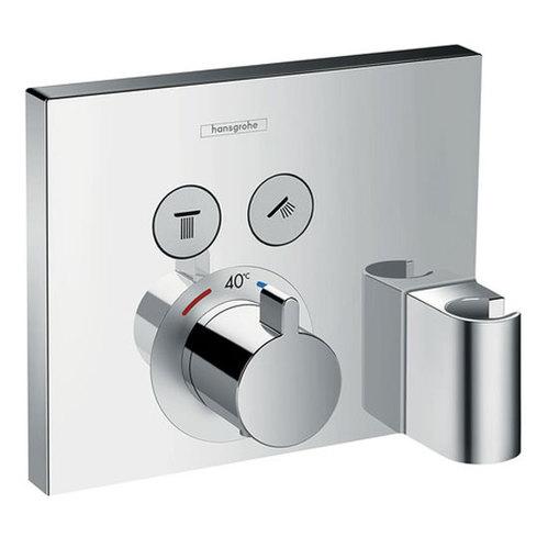 Душевая система Hansgrohe Select с термостатом