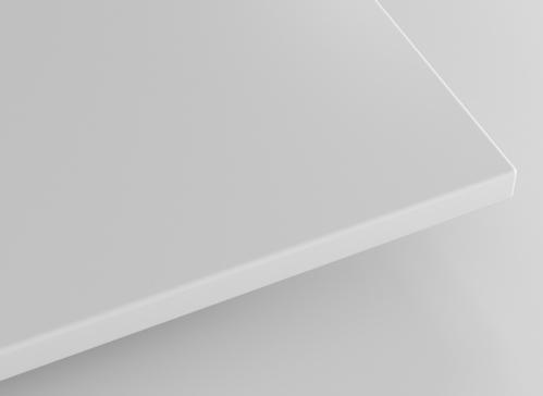 Столешница Holbi STL14, H-14 мм, из Solid Surface, матовая