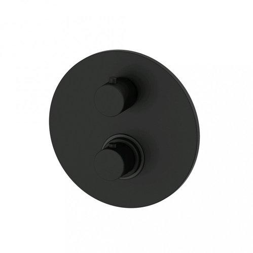 Термостатический смеситель для душа скрытого монтажа Paffoni Light