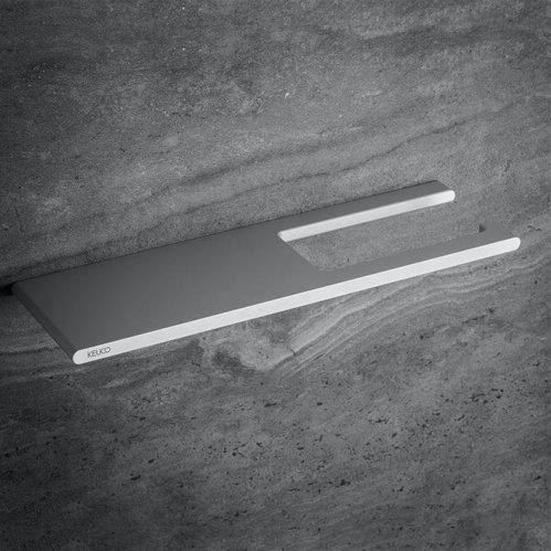 Держатель туалетной бумаги Keuco Edition 400 хром
