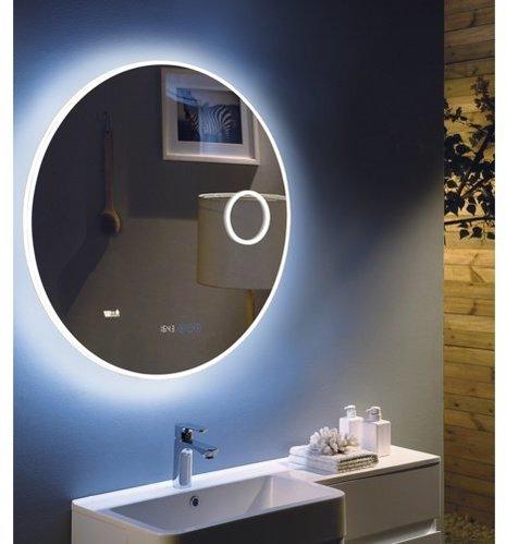 Зеркало Welt-Wasser AUREL 800 c подсветкой