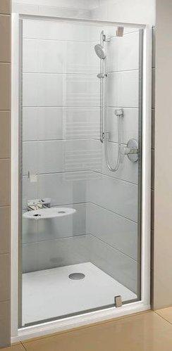 Душевая дверь Ravak Pivot PDOP1-90х190 стекло satin+Transparent