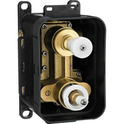 Бокс скрытого монтажа термостатический 3-х функц. DEANTE BOX, черный