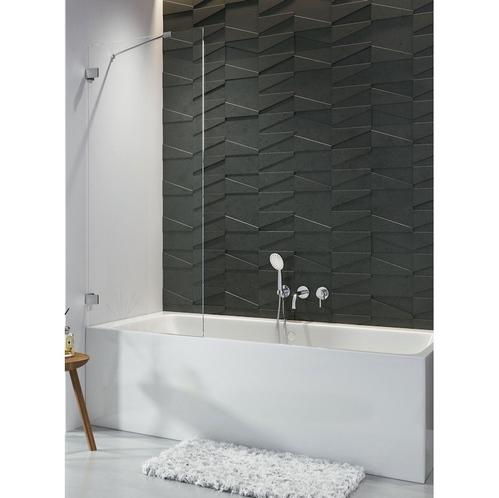 Душевая шторка на ванну Radaway Euphoria PNJ, H-150 см