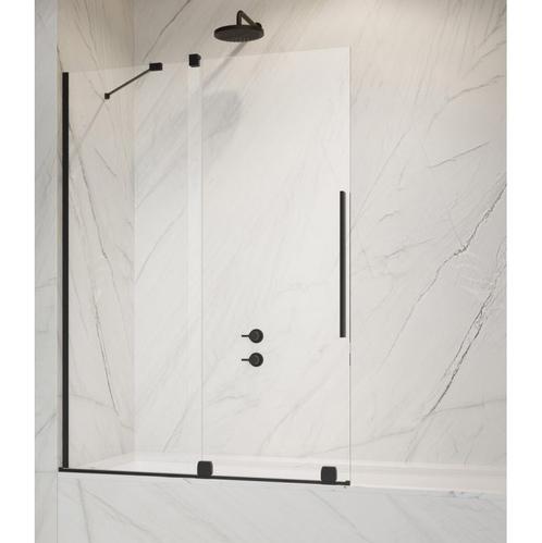 Душевая шторка на ванну Radaway Furo PND II, раздвижная, H-150 см
