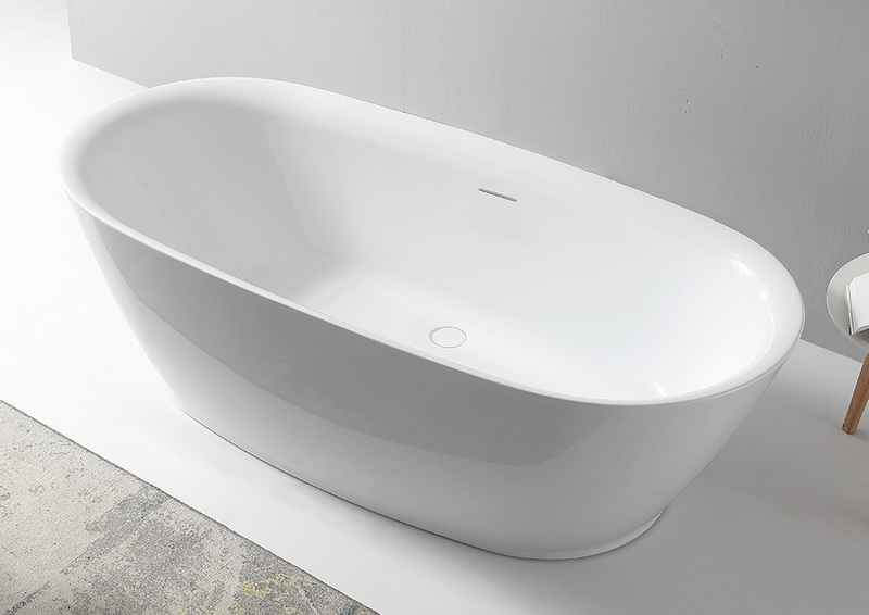 Акриловая ванна ABBER 180*84