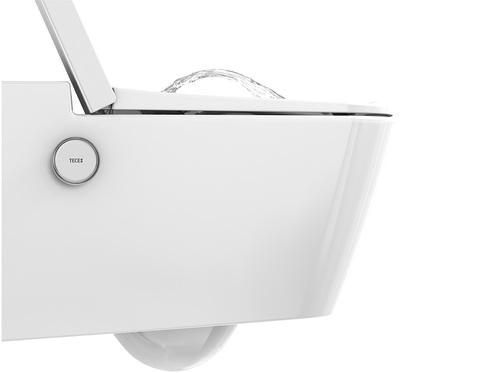 Унитаз подвесной TECEone с гигиеническим душем