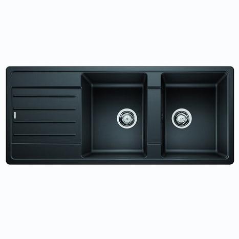 Кухонная мойка Blanco Legra 8 S (антрацит)