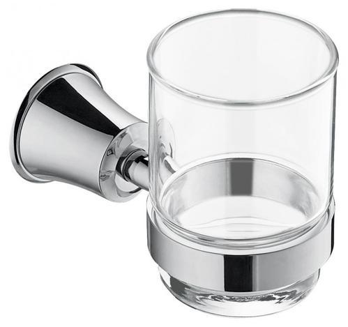 Стакан для ванной Art&Max LIBERTY хром