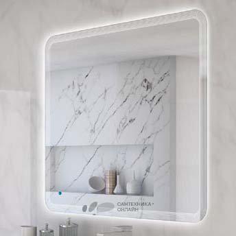 Зеркало Cezares c LED-подсветкой 100х90