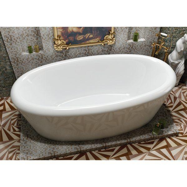 Акриловая ванна RELISAN Neona 180x90 (Польша)