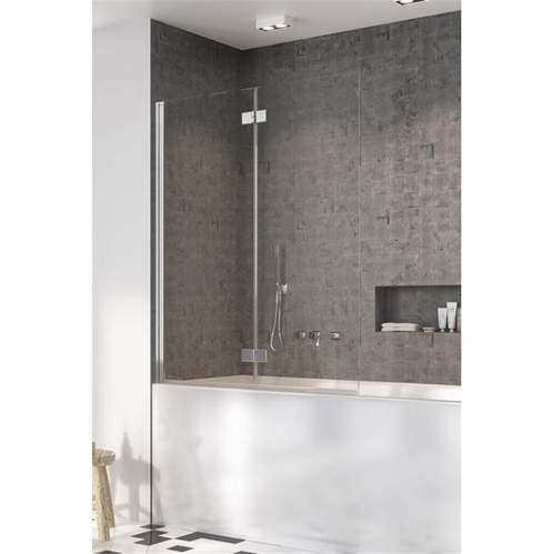 Шторка для ванны Radaway Nes 8 PND I 100 Left стекло прозрачное