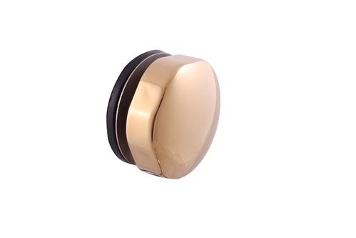 Сифон  RAV Slezák для ванной автомат металлический В ЗОЛОТЕ
