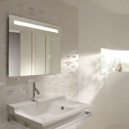 Зеркало с подсветкой Jacob Delafon Parallel EB1413-NF