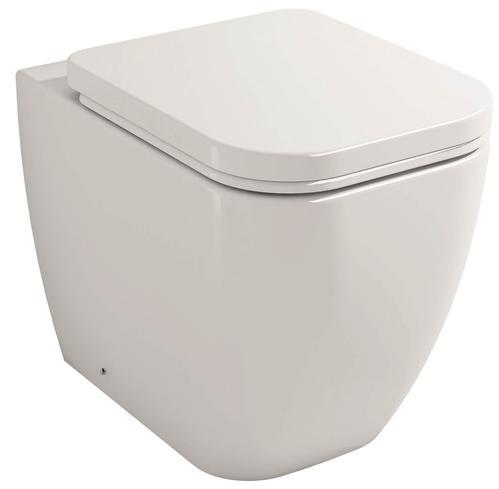 Приставной унитаз Lavinia Boho One и быстросъемное дюропластовое сиденье с крышкой soft close