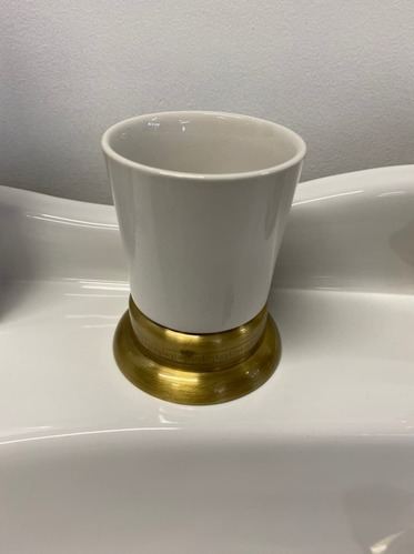 Настольный стакан для зубных щеток BOHEME MEDICI